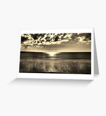 Lahinch Beach Co Clare Ireland Greeting Card