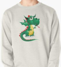 Draco the Keywebco Dragon  Pullover