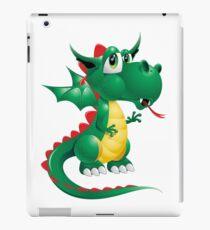 Draco the Keywebco Dragon  iPad Case/Skin