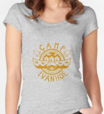 Camp Ivanhoe Women's Fitted Scoop T-Shirt