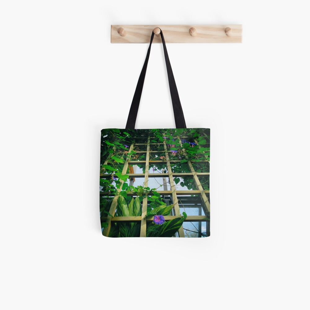 Up the Wall Tote Bag