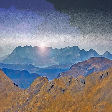 Ridge Space by fandango-design