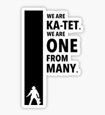 The Dark Tower Ka Sticker