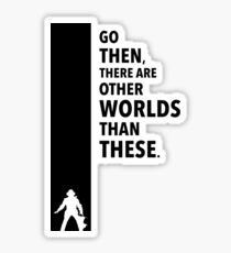 The Dark Tower Worlds Sticker
