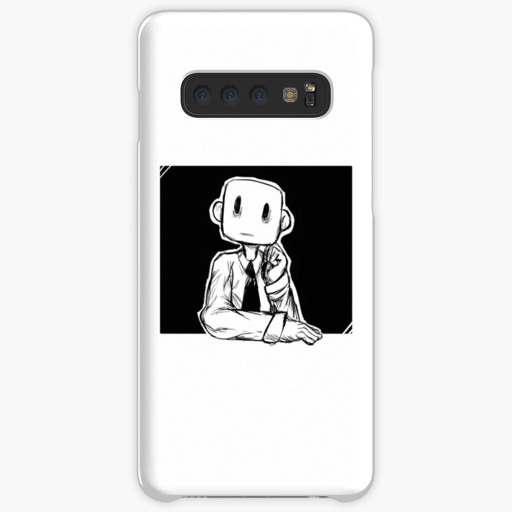 That inhabitant from the meme shirt without the meme Case & Skin for Samsung Galaxy