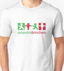 ampelmännchen Unisex T-Shirt