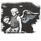 Banksy - Angel by stabilitees
