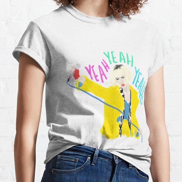 Karen O Yeah Yeah Yeahs Classic T-Shirt