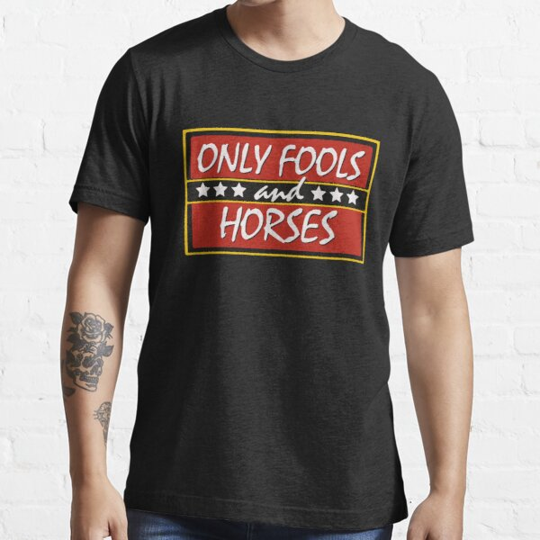 Only Fools And Horses Funny British TV Show Shirts Essential T-Shirt
