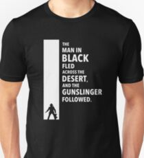 The Dark Tower Desert white T-Shirt