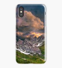 4343 iPhone Case