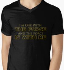 I am One With The Force And The Force Is With Me ver.2.0 T-Shirt