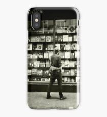 the bookshop iPhone Case/Skin