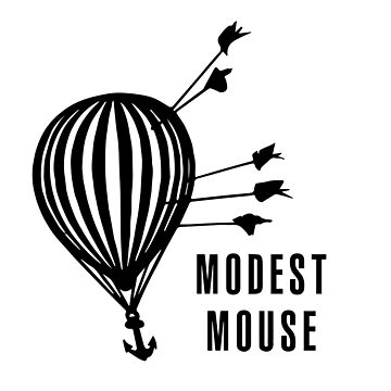 Modest Mouse Good News Before the Ship Sank Combined Album Covers by nathancowle
