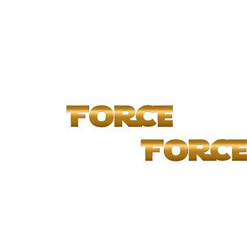 Golden Force by Designr