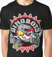 Central City Dinobots Graphic T-Shirt