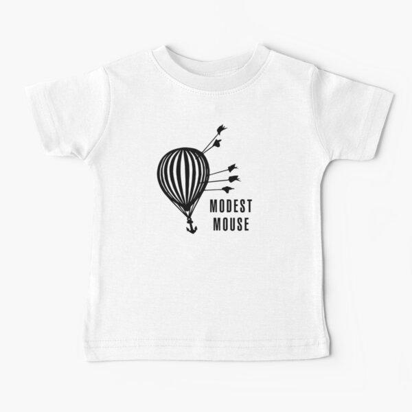 Ratón modesto Buenas noticias antes de que el barco hundiera las portadas de álbumes combinados Camiseta para bebés
