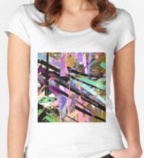 Glass City Carnival #1 Women's Fitted Scoop T-Shirt