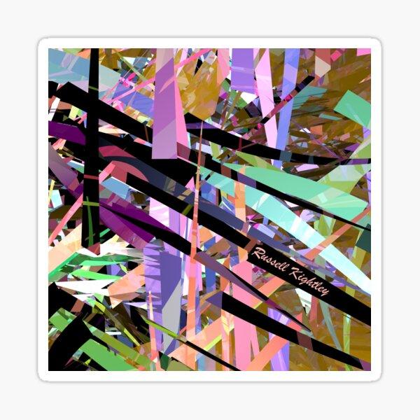 Glass City Carnival #1 Sticker