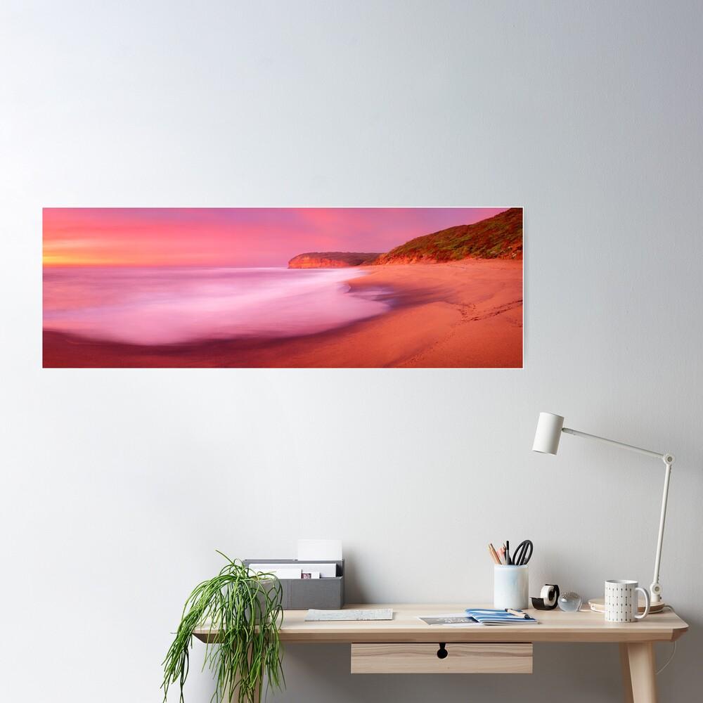 Bells Beach, Victoria, Australia Poster