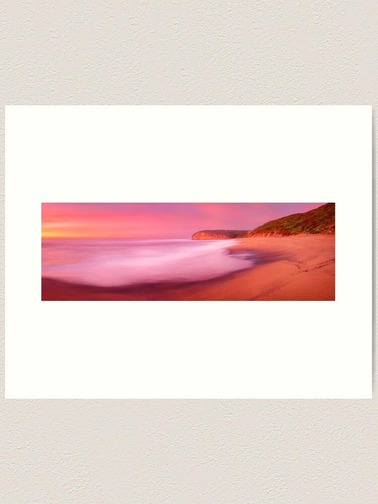 Alternate view of Bells Beach, Victoria, Australia Art Print