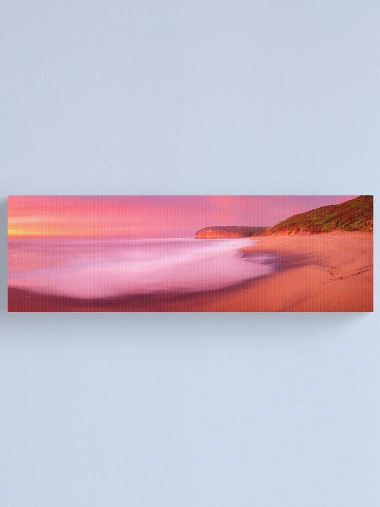 Alternate view of Bells Beach, Victoria, Australia Canvas Print