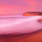 Bells Beach, Victoria, Australia by Michael Boniwell