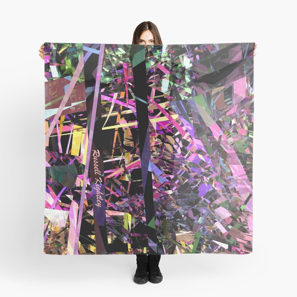 Glass City Carnival #2 Scarf
