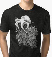 Deep Cloud Tri-blend T-Shirt
