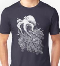 Deep Cloud Unisex T-Shirt