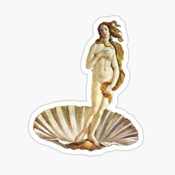 The Birth Of Venus - Sandro Botticelli Sticker