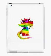 Rainbow Draco the Dragon  iPad Case/Skin
