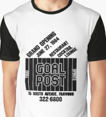 Goal Post #2 Graphic T-Shirt