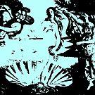 The Birth Of Venus - Sandro Botticelli by MaritaChustak
