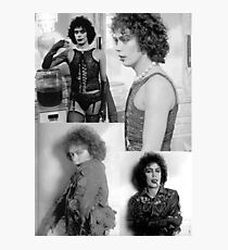 Frank N Furter  Photographic Print