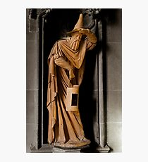 Terracotta Wizard Photographic Print