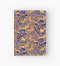 Purples in Pattern Happy Sweet Dragon Hardcover Journal
