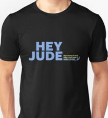 BEATLES - HEY JUDE Unisex T-Shirt