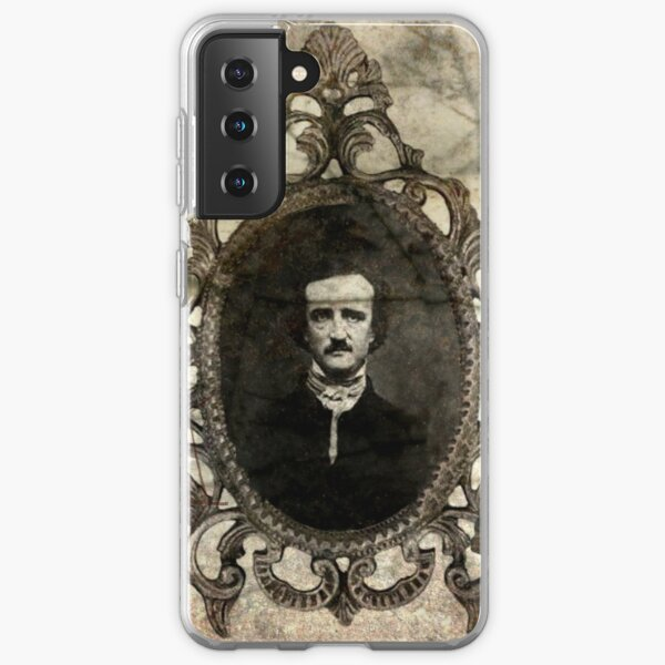 Quoth the Raven, Nevermore Samsung Galaxy Soft Case