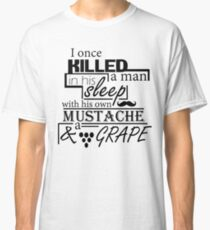 Germany's Best Quote [BLACK] Classic T-Shirt
