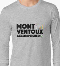 Mont Ventoux Accomplished Cycling Tour De France Long Sleeve T-Shirt