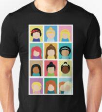 Princess Inspired Unisex T-Shirt