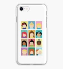 Princess Inspired iPhone Case/Skin