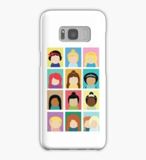 Princess Inspired Samsung Galaxy Case/Skin