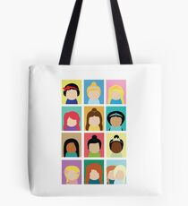 Princess Inspired Tote Bag