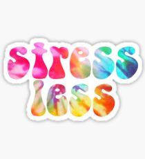 stress lessssssss Sticker