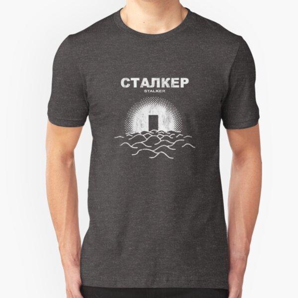 Stalker Slim Fit T-Shirt