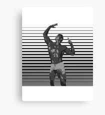 Dream Big - Bodybuilding (Gym Rat) Canvas Print