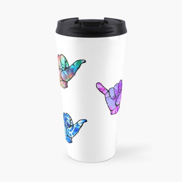 tiny lil cowabunga handz Travel Mug