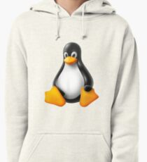 Linux Penguin – Tux Pullover Hoodie